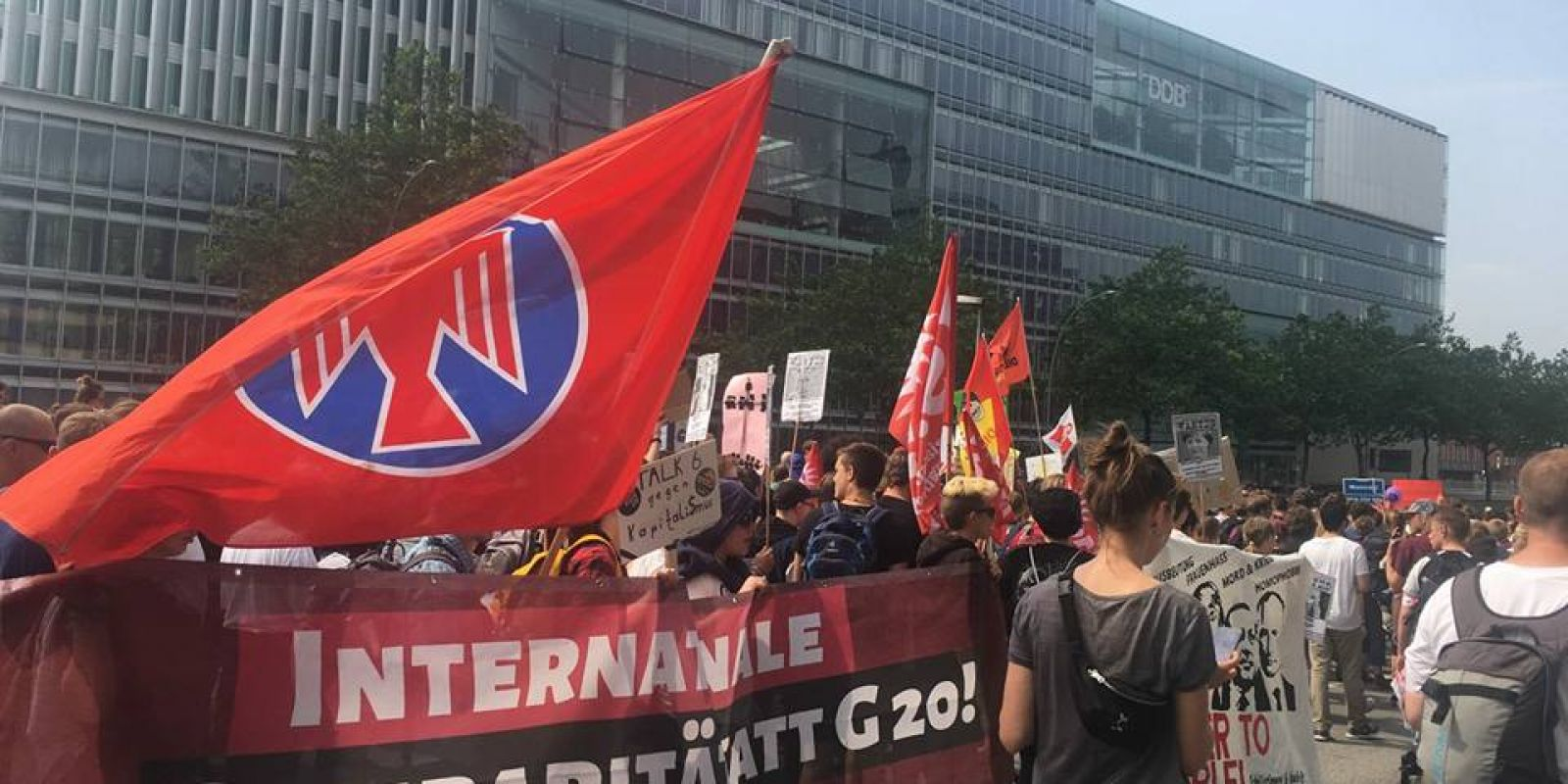 Internationale Solidarität statt G20